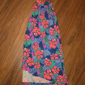 Big Girls Hi/Low Maxi Skirt🌸